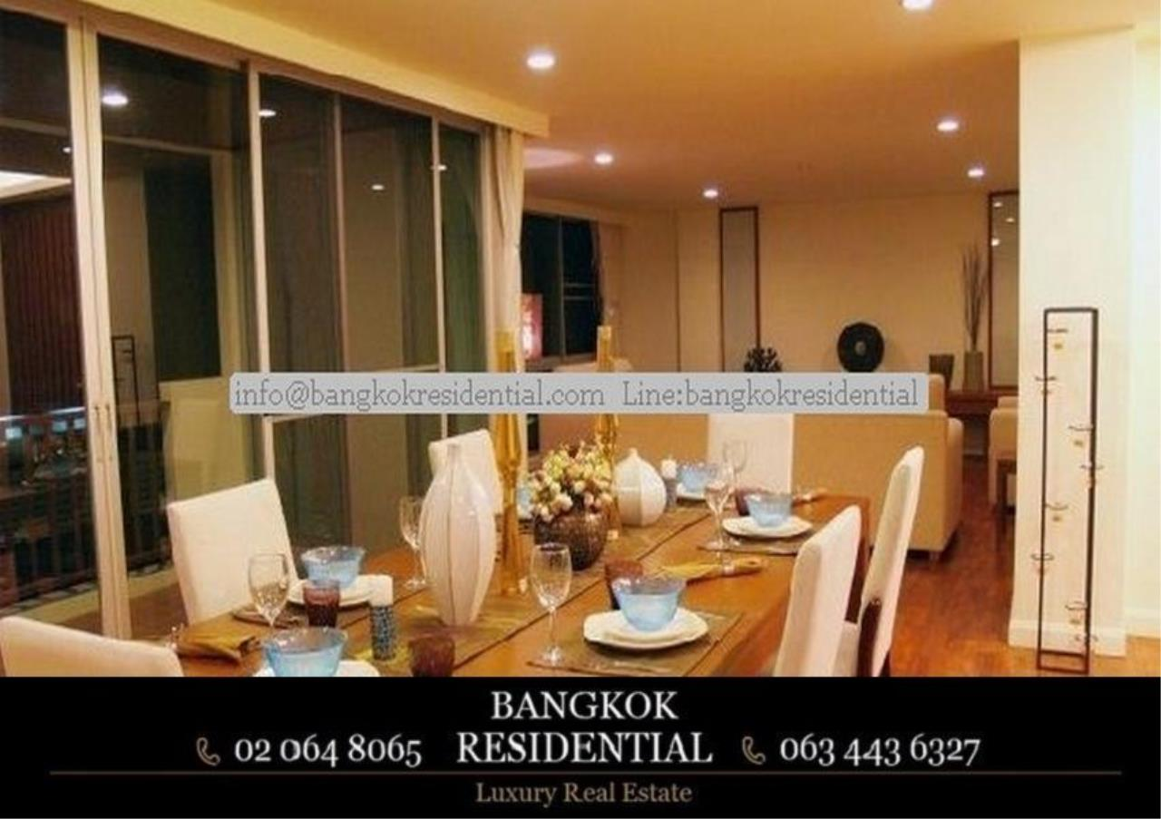 Bangkok Residential Agency's 3 Bed Apartment For Rent in Sathorn BR0662AP 7