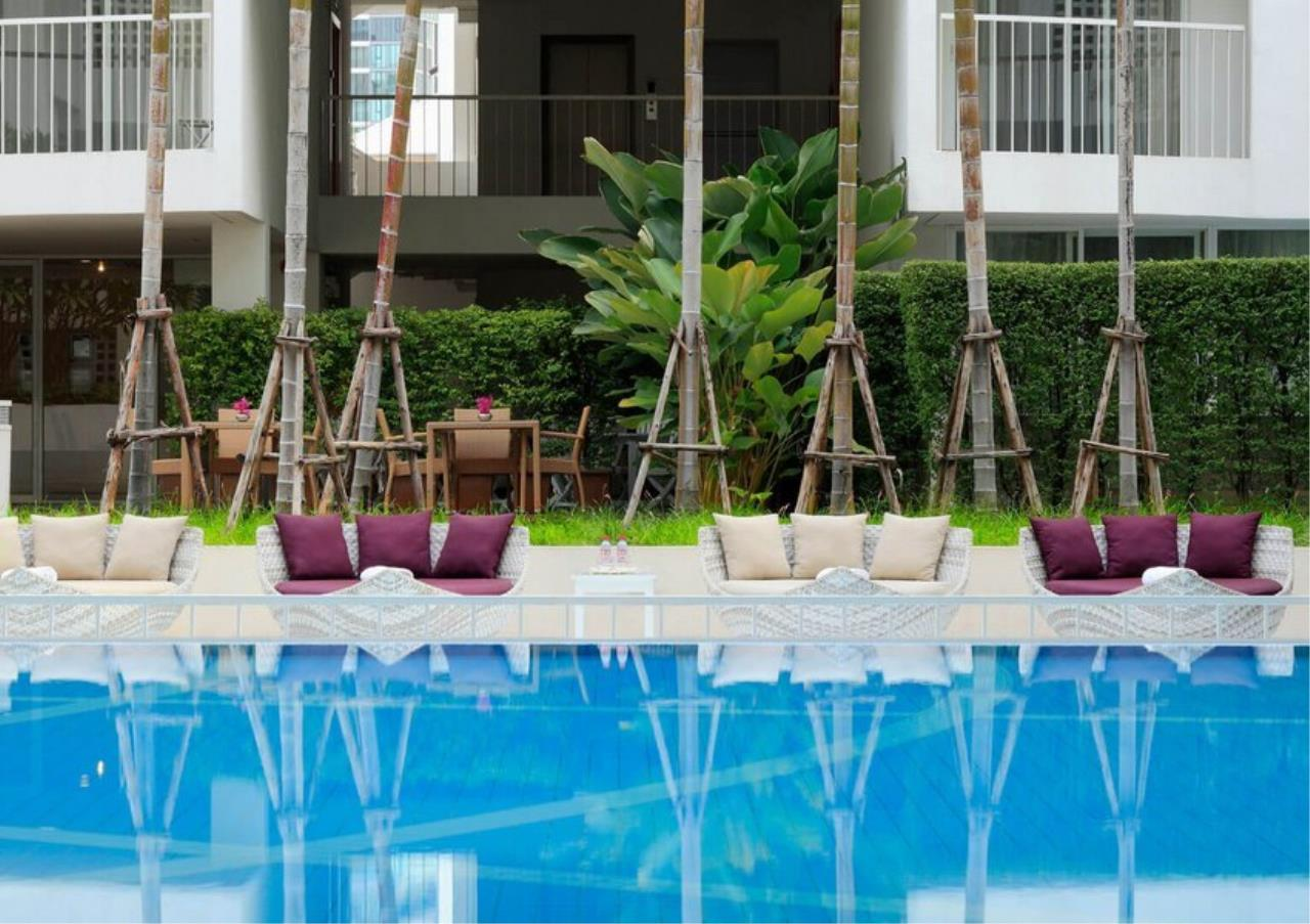 Bangkok Residential Agency's 3 Bed Apartment For Rent in Ekkamai BR0709AP 26