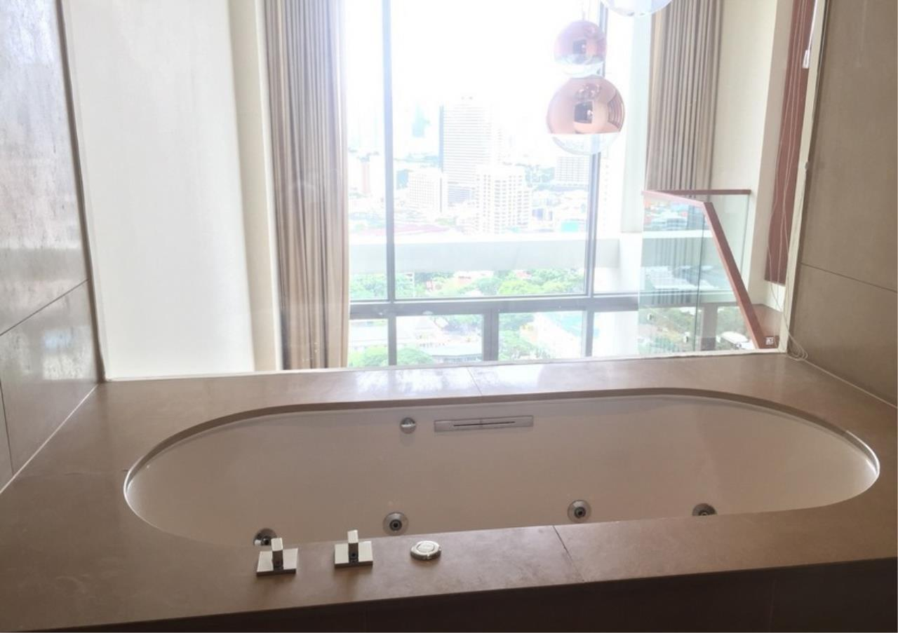 Bangkok Residential Agency's 2 Bed Condo For Rent in Sathorn BR10046CD 11