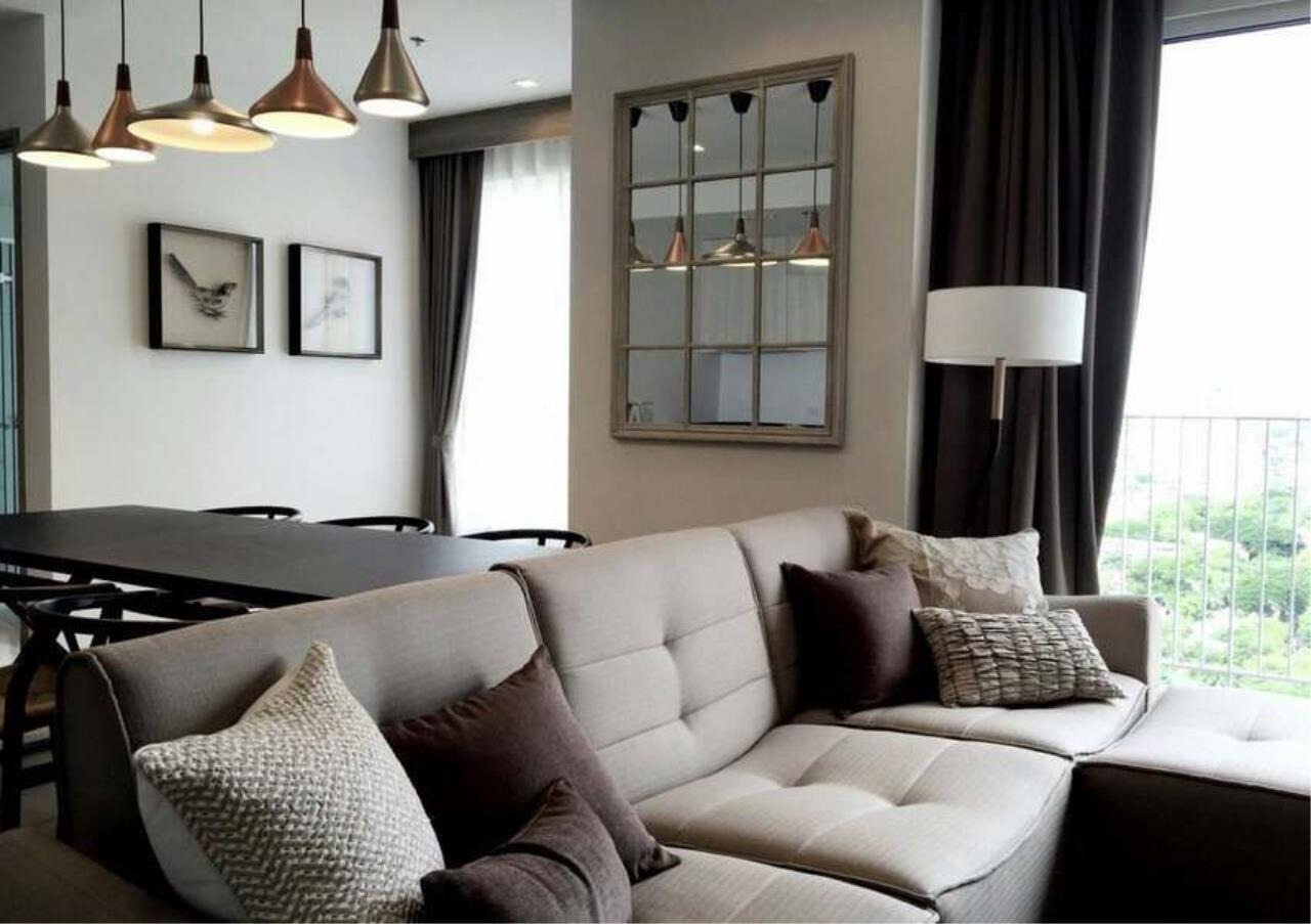 Bangkok Residential Agency's 2 Bed Condo For Rent in Thonglor BR1017CD 1