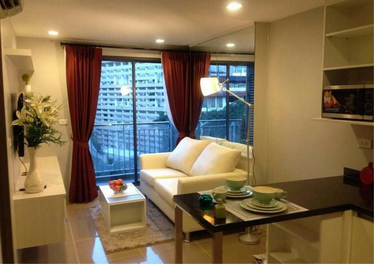 Bangkok Residential Agency's 3 Bed Condo For Rent in Phrom Phong BR1022CD 1
