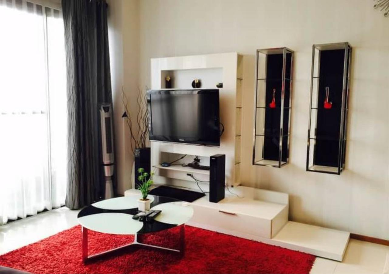 Bangkok Residential Agency's 1 Bed Condo For Rent in Phrom Phong BR1065CD 1
