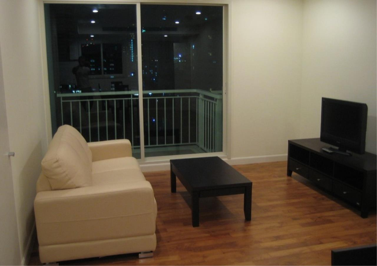 Bangkok Residential Agency's 2 Bed Condo For Rent in Phrom Phong BR1068CD 1