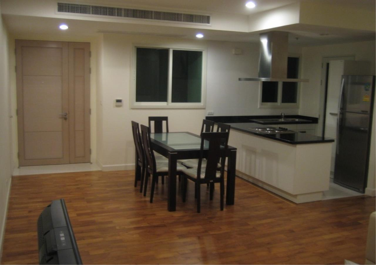 Bangkok Residential Agency's 2 Bed Condo For Rent in Phrom Phong BR1068CD 2