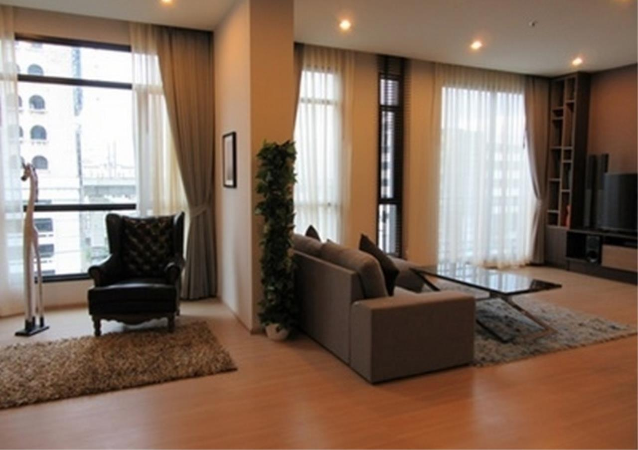Bangkok Residential Agency's 4 Bed Condo For Rent in Phetchaburi BR1076CD 3
