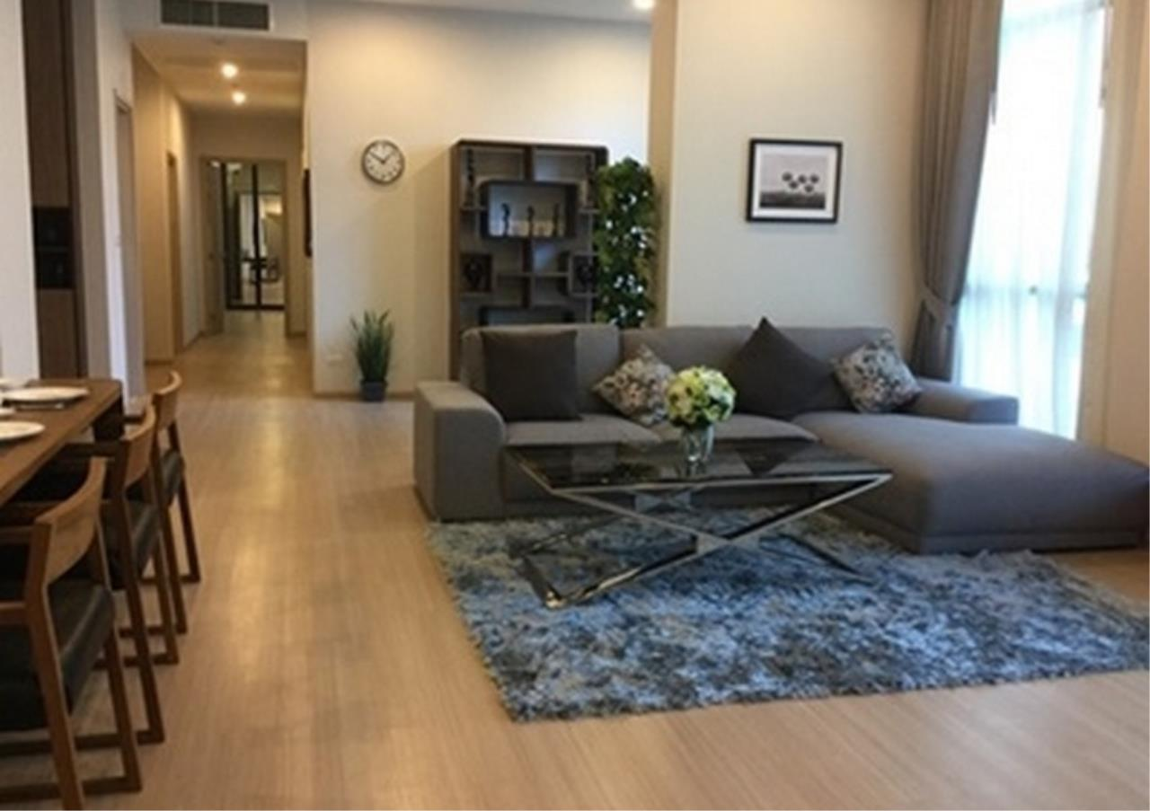 Bangkok Residential Agency's 4 Bed Condo For Rent in Phetchaburi BR1076CD 1