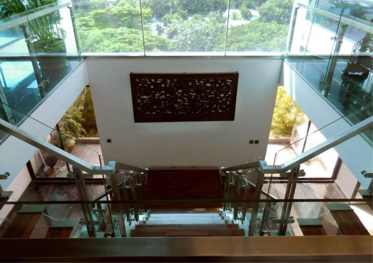 Bangkok Residential Agency's 5 Bed Penthouse For Rent in Phrom Phong BR1087CD 5