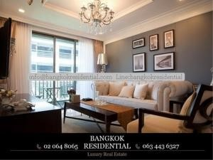 Bangkok Residential Agency's 2 Bed Condo For Rent in Asoke BR1102CD 27