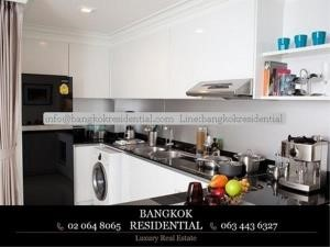 Bangkok Residential Agency's 2 Bed Condo For Rent in Asoke BR1102CD 24