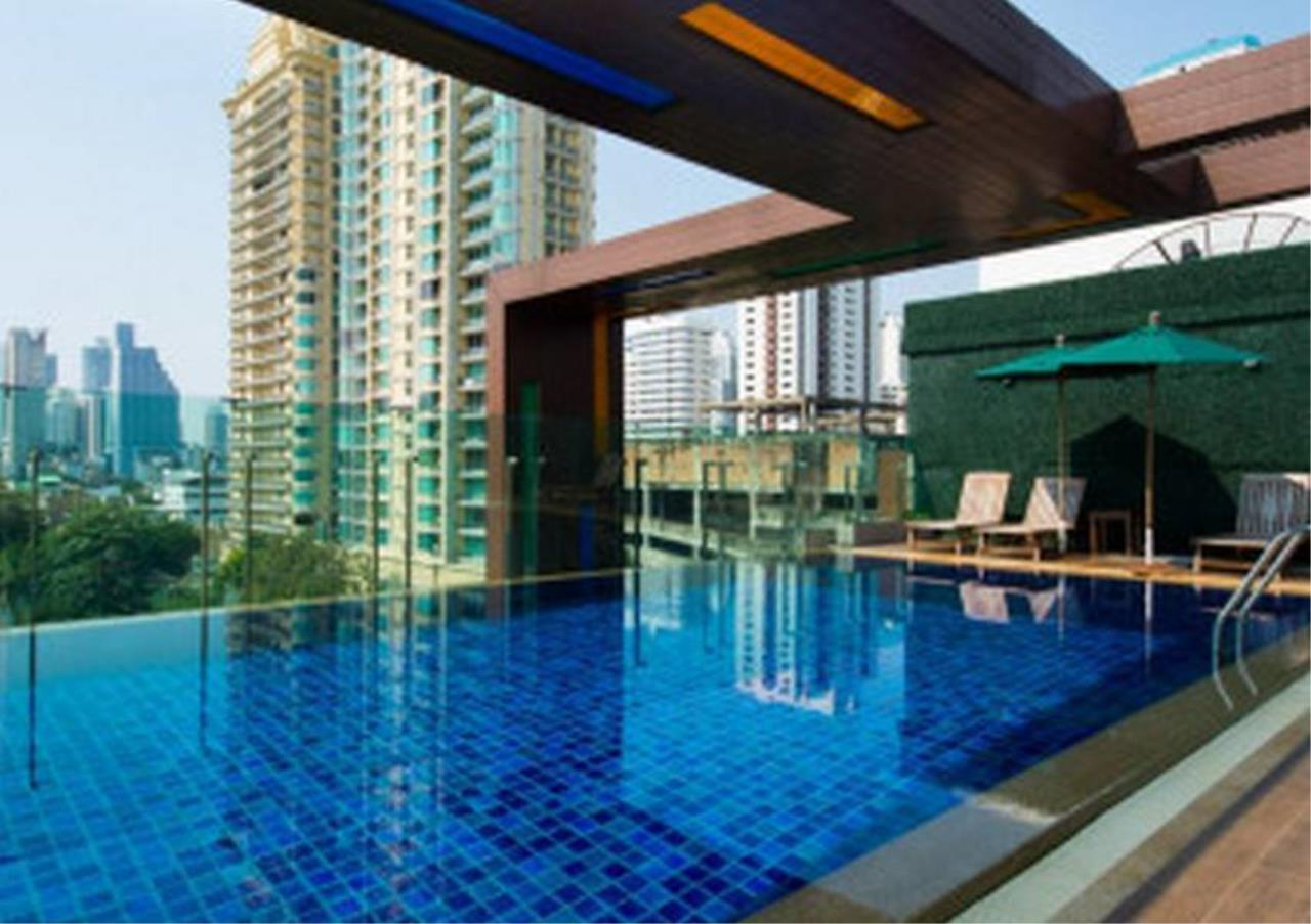 Bangkok Residential Agency's 2 Bed Condo For Rent in Asoke BR1102CD 1