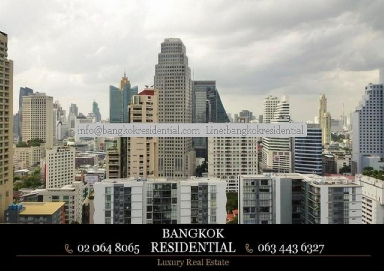 Bangkok Residential Agency's 2 Bed Condo For Rent in Asoke BR1155CD 20