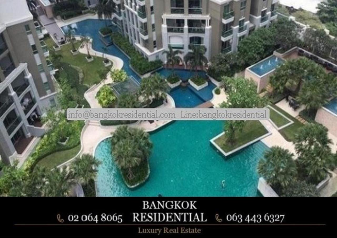 Bangkok Residential Agency's 2 Bed Condo For Rent in Rama 9 BR1214CD 5