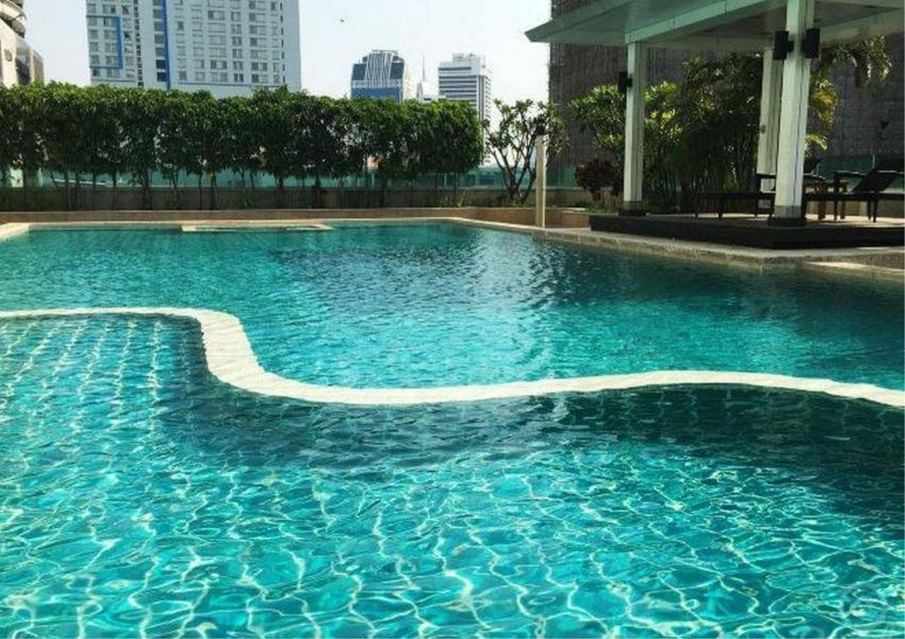Bangkok Residential Agency's 2 Bed Condo For Rent in Nana BR1224CD 1
