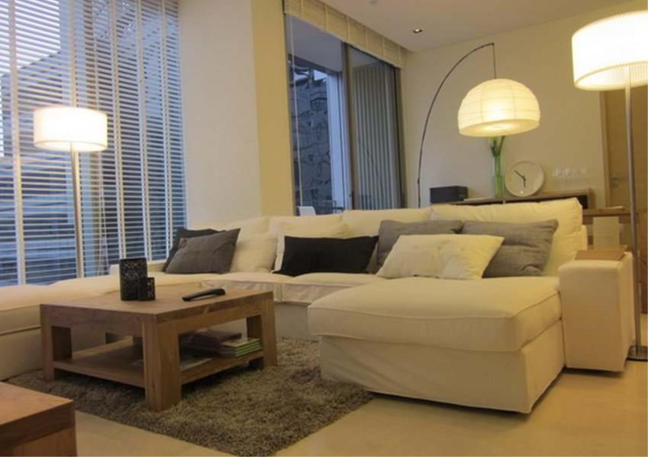 Bangkok Residential Agency's 2 Bed Condo For Rent in Silom BR1259CD 1