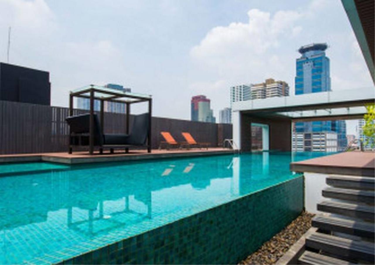 Bangkok Residential Agency's 2 Bed Condo For Rent in Nana BR1268CD 1