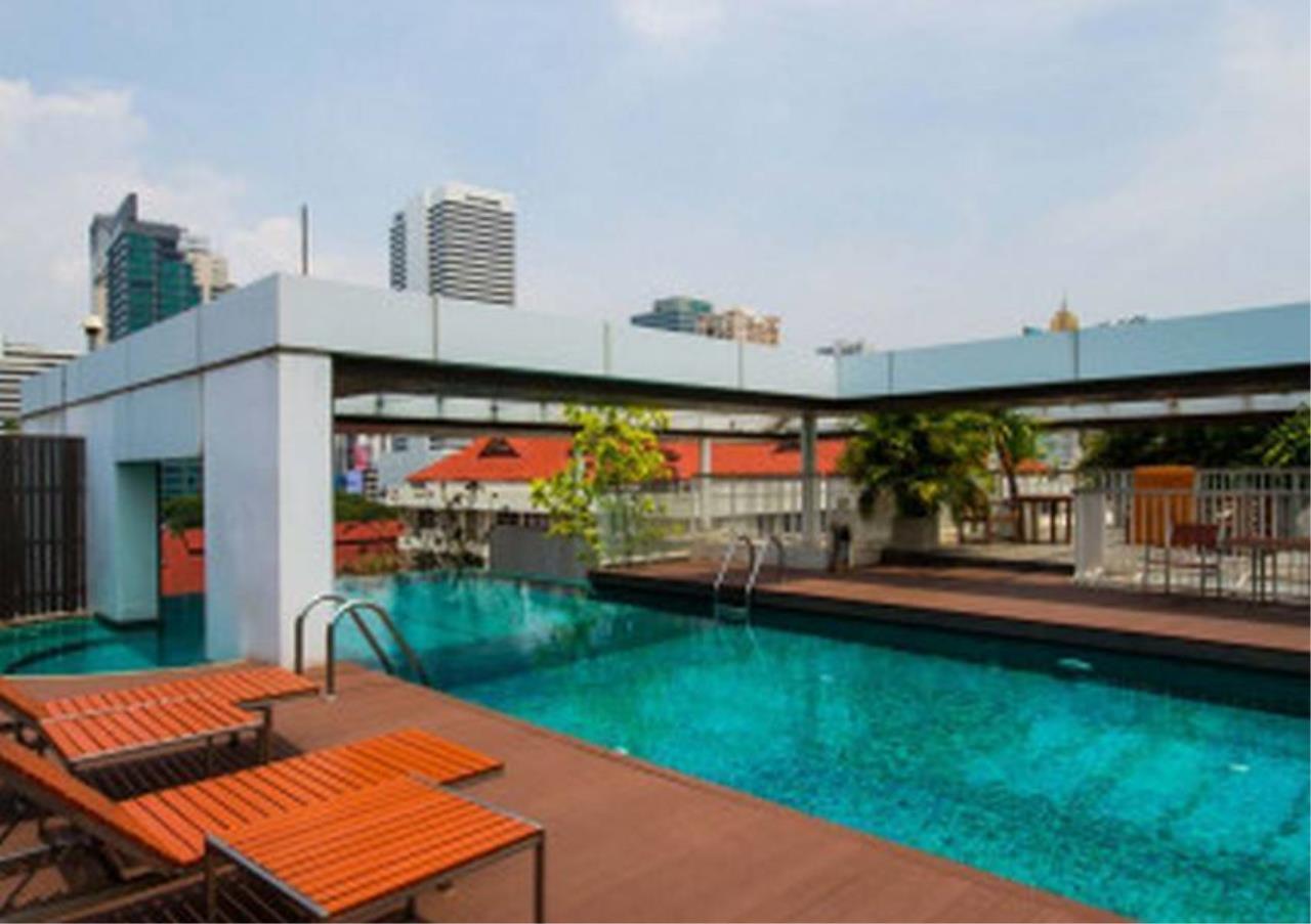 Bangkok Residential Agency's 2 Bed Condo For Rent in Nana BR1268CD 2