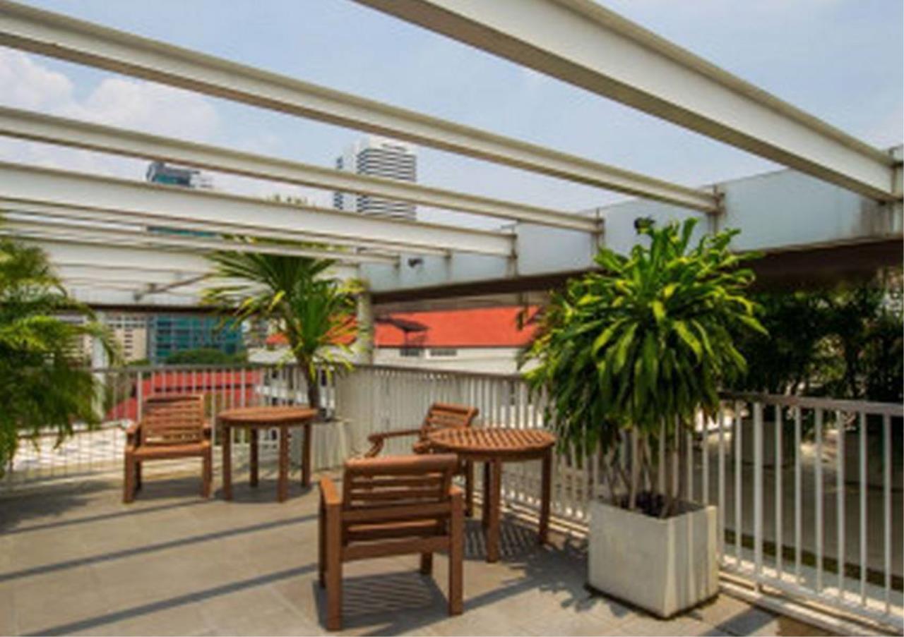 Bangkok Residential Agency's 2 Bed Condo For Rent in Nana BR1268CD 5