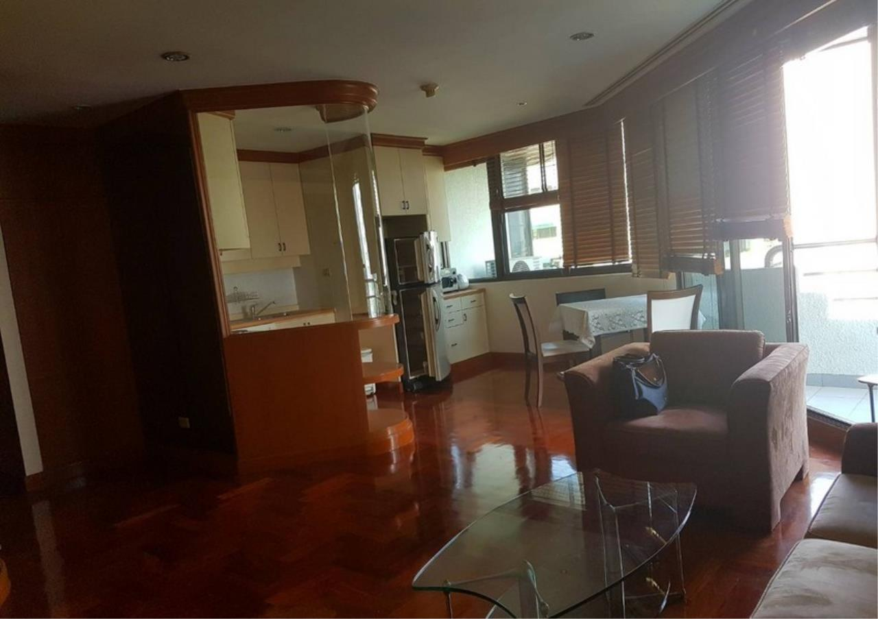 Bangkok Residential Agency's 2 Bed Condo For Rent in Asoke BR1278CD 1