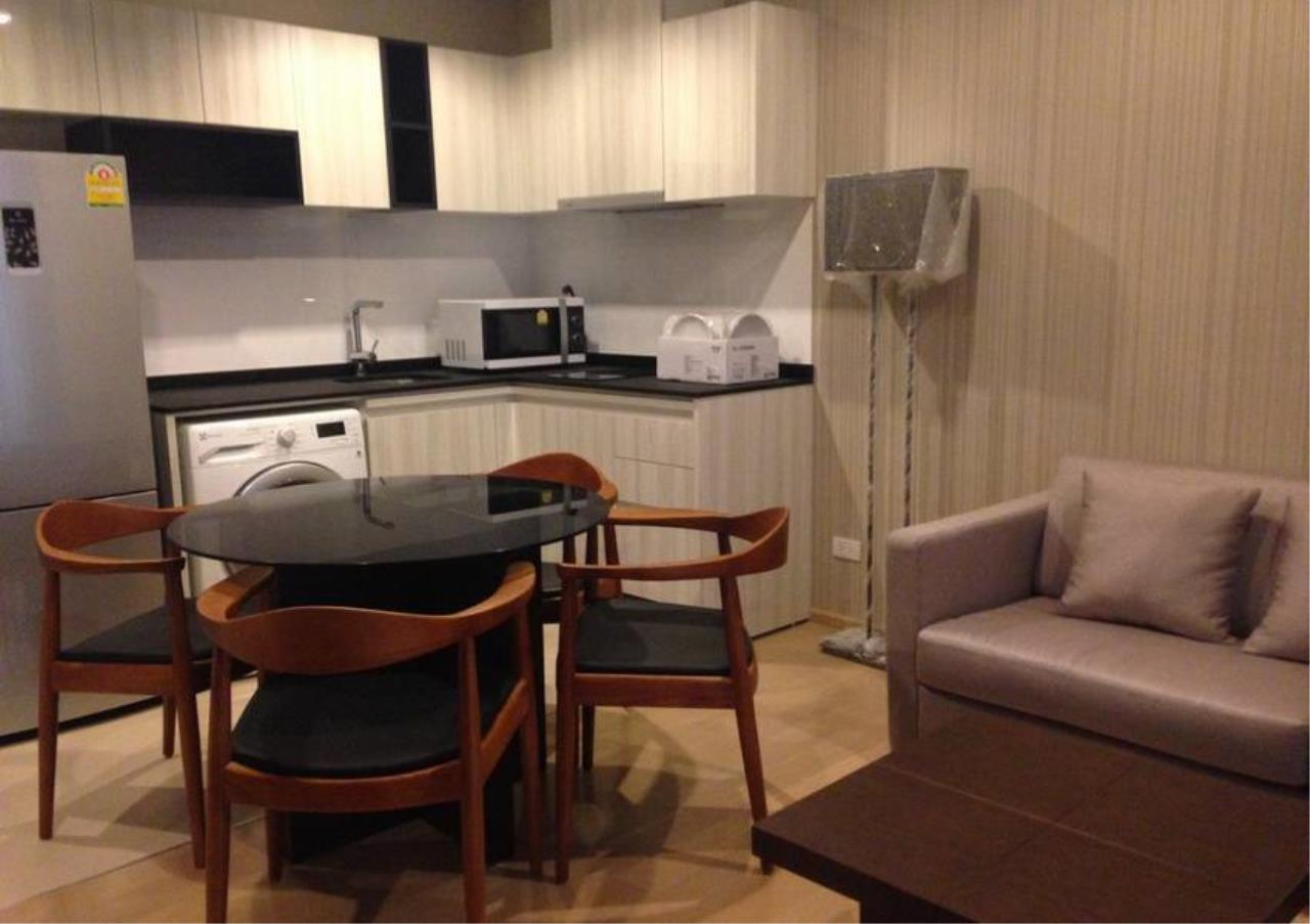 Bangkok Residential Agency's 1 Bed Condo For Rent in Thonglor BR1279CD 1