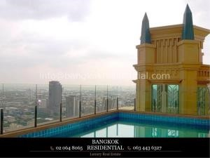 Bangkok Residential Agency's 3 Bed Condo For Rent in Asoke BR1321CD 17