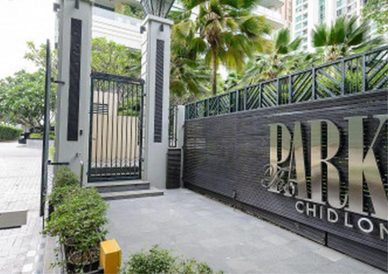 Bangkok Residential Agency's 4 Bed Condo For Rent in Chidlom BR1322CD 24