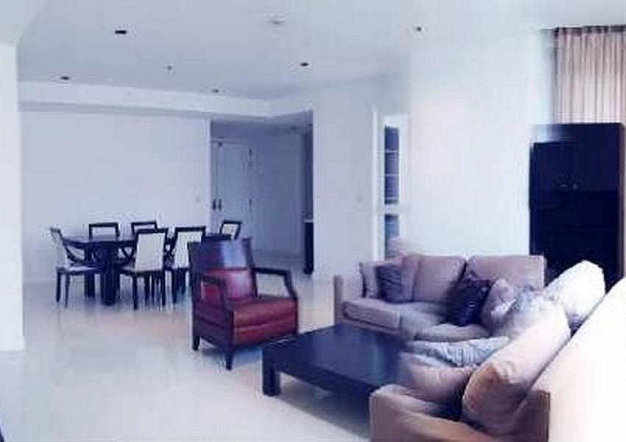 Bangkok Residential Agency's 3 Bed Condo For Rent in Phloenchit BR1351CD 1