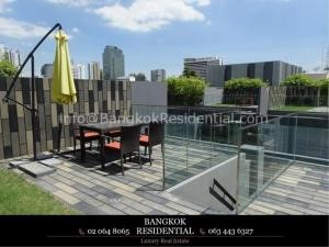 Bangkok Residential Agency's 2 Bed Condo For Rent in Phrom Phong BR1356CD 12