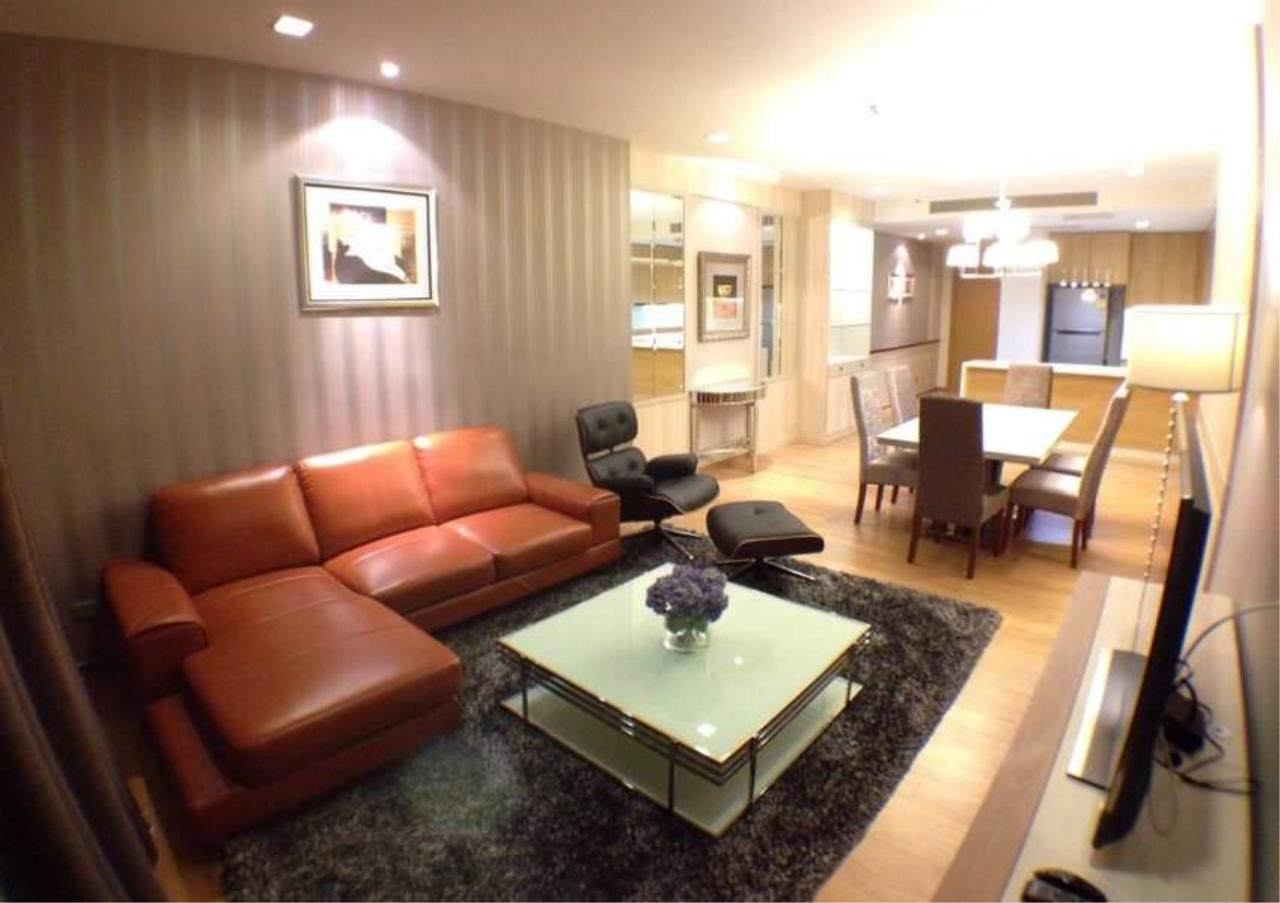 Bangkok Residential Agency's 3 Bed Condo For Rent in Nana BR1381CD 1