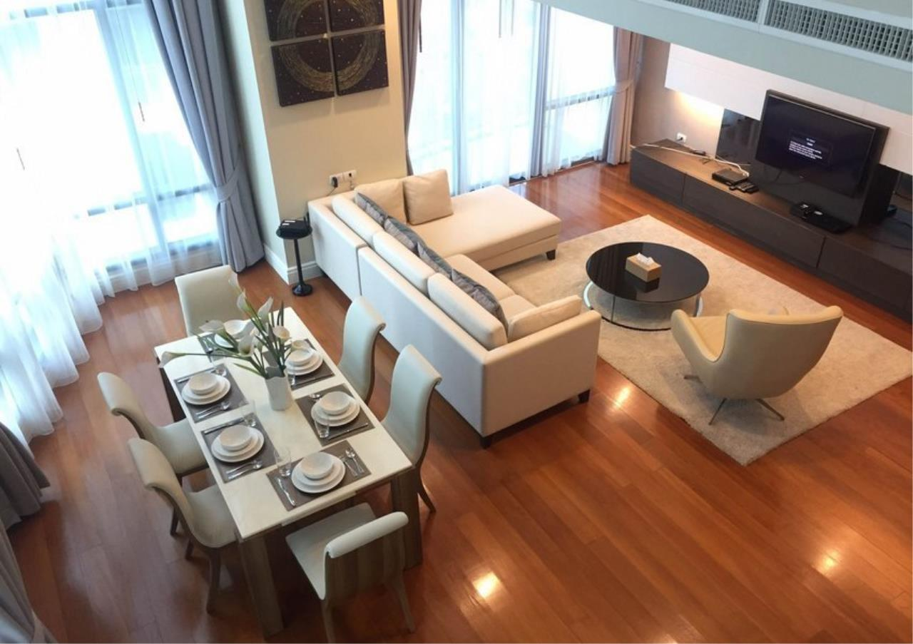Bangkok Residential Agency's 3 Bed Condo For Rent in Phrom Phong BR1419CD 5