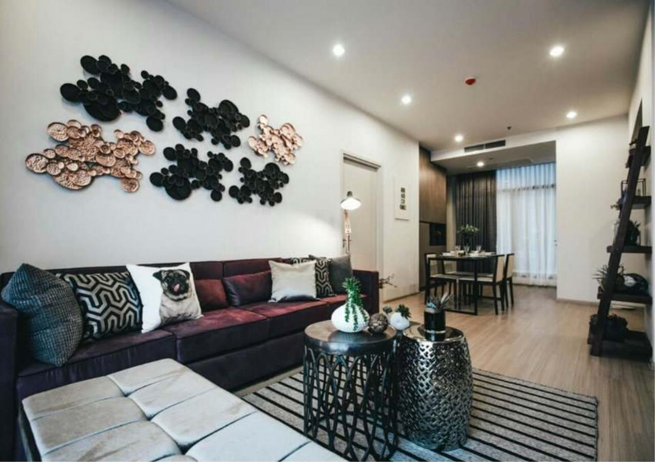 Bangkok Residential Agency's 3 Bed Condo For Rent in Phetchaburi BR1424CD 1