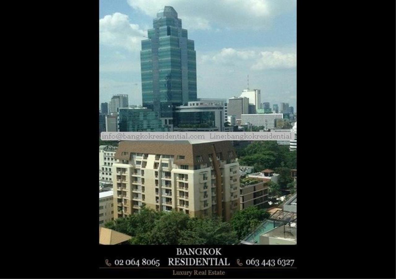 Bangkok Residential Agency's 3 Bed Condo For Rent in Phloenchit BR1440CD 16
