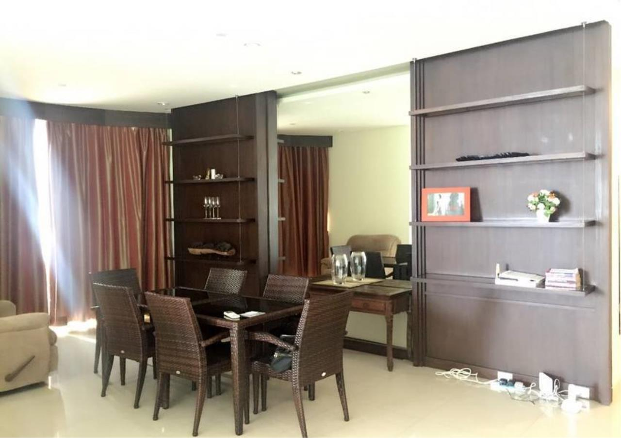 Bangkok Residential Agency's 3 Bed Condo For Rent Near  Riverside BR1452CD 5