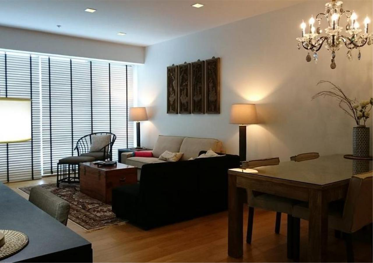 Bangkok Residential Agency's 2 Bed Condo For Rent in Nana BR1482CD 1