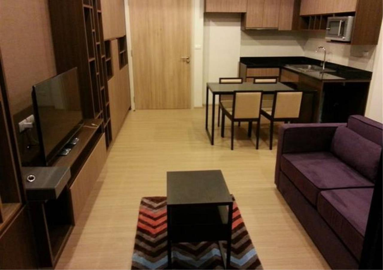 Bangkok Residential Agency's 2 Bed Condo For Rent in Phetchaburi BR1488CD 1