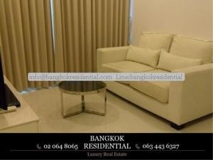 Bangkok Residential Agency's 2 Bed Condo For Rent in Chidlom BR1509CD 34