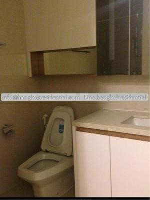 Bangkok Residential Agency's 2 Bed Condo For Rent in Chidlom BR1509CD 25