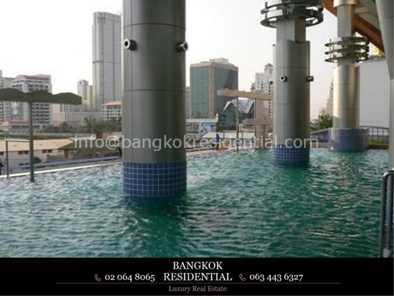 Bangkok Residential Agency's 2BR St. Louis Grand Terrace For Rent (BR1556CD) 2