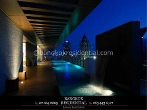 Bangkok Residential Agency's 3 Bed Condo For Rent in Silom BR1558CD 16