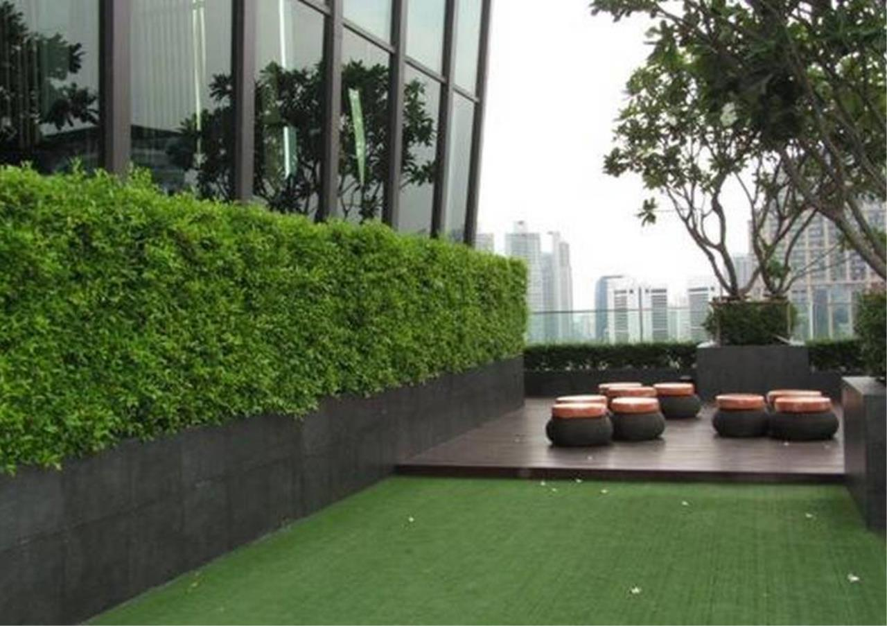 Bangkok Residential Agency's 2 Bed Condo For Rent in Phrom Phong BR1579CD 7