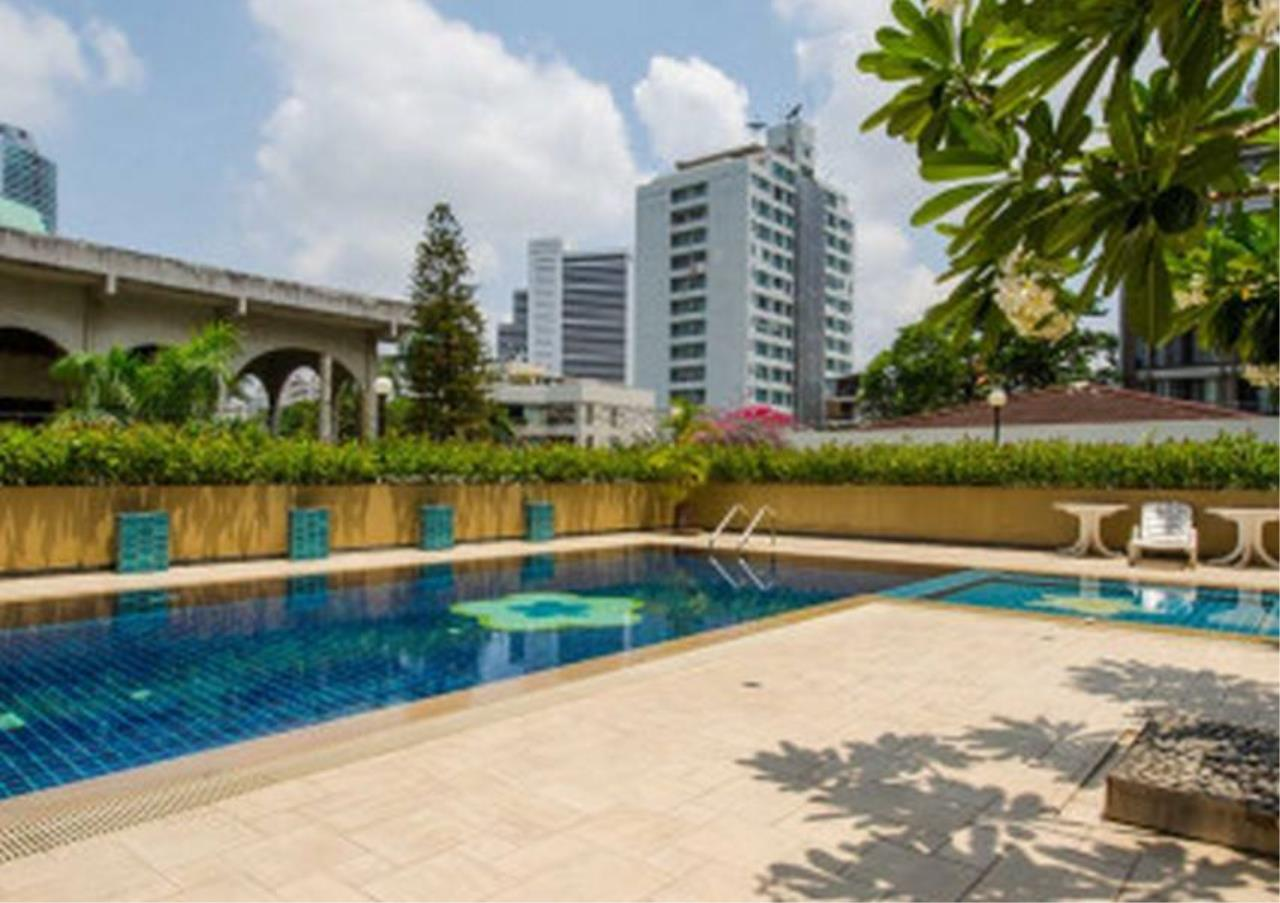 Bangkok Residential Agency's 2 Bed Condo For Rent in Phrom Phong BR1619CD 3