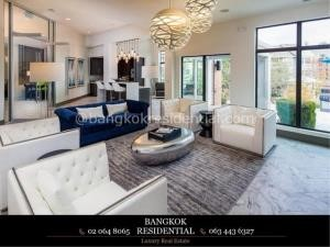 Bangkok Residential Agency's 3 Bed Condo For Rent in Asoke BR1699CD 16