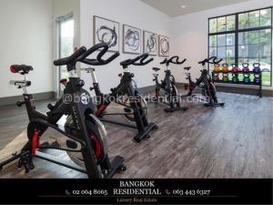 Bangkok Residential Agency's 3 Bed Condo For Rent in Asoke BR1699CD 12