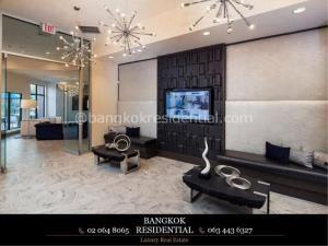Bangkok Residential Agency's 3 Bed Condo For Rent in Asoke BR1699CD 11