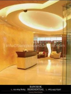 Bangkok Residential Agency's 3 Bed Condo For Rent in Ratchadamri BR1712CD 8