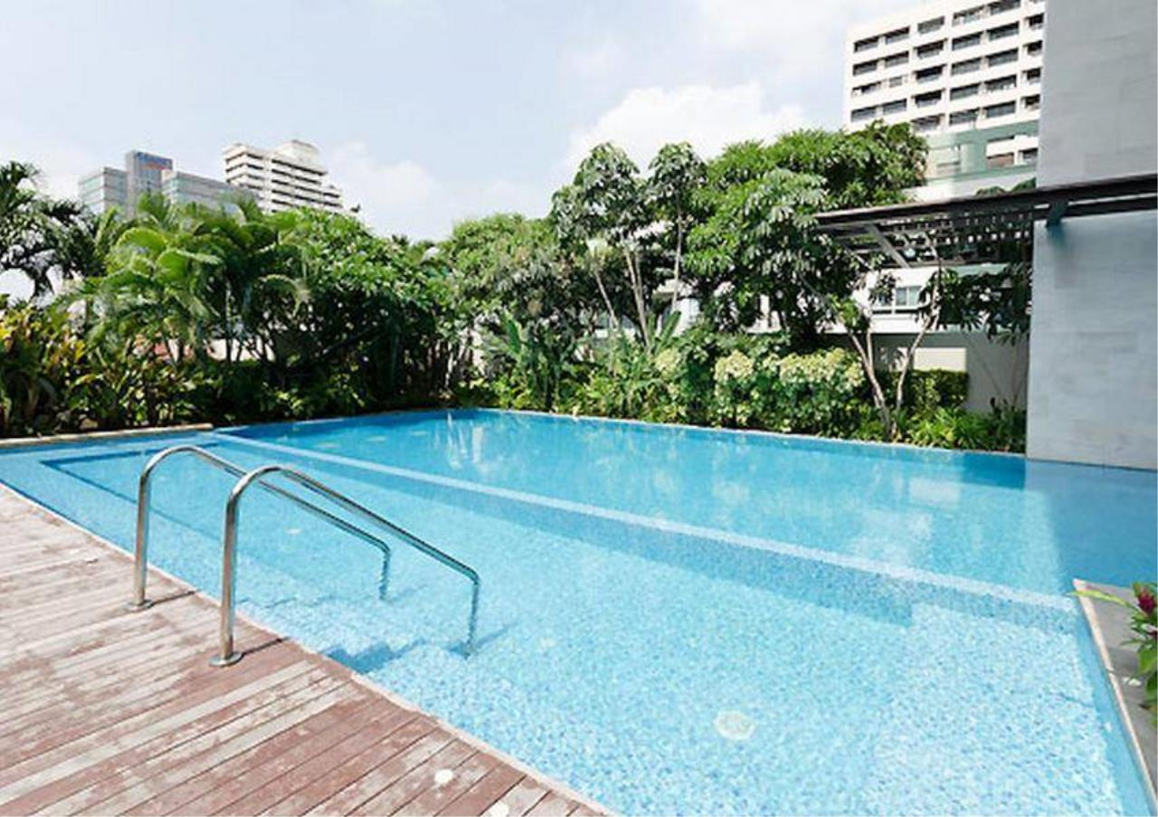 Bangkok Residential Agency's 2 Bed Condo For Rent in Phrom Phong BR1715CD 1