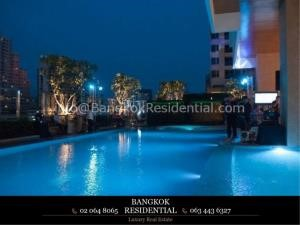 Bangkok Residential Agency's 1 Bed Condo For Rent in Phrom Phong BR1725CD 24