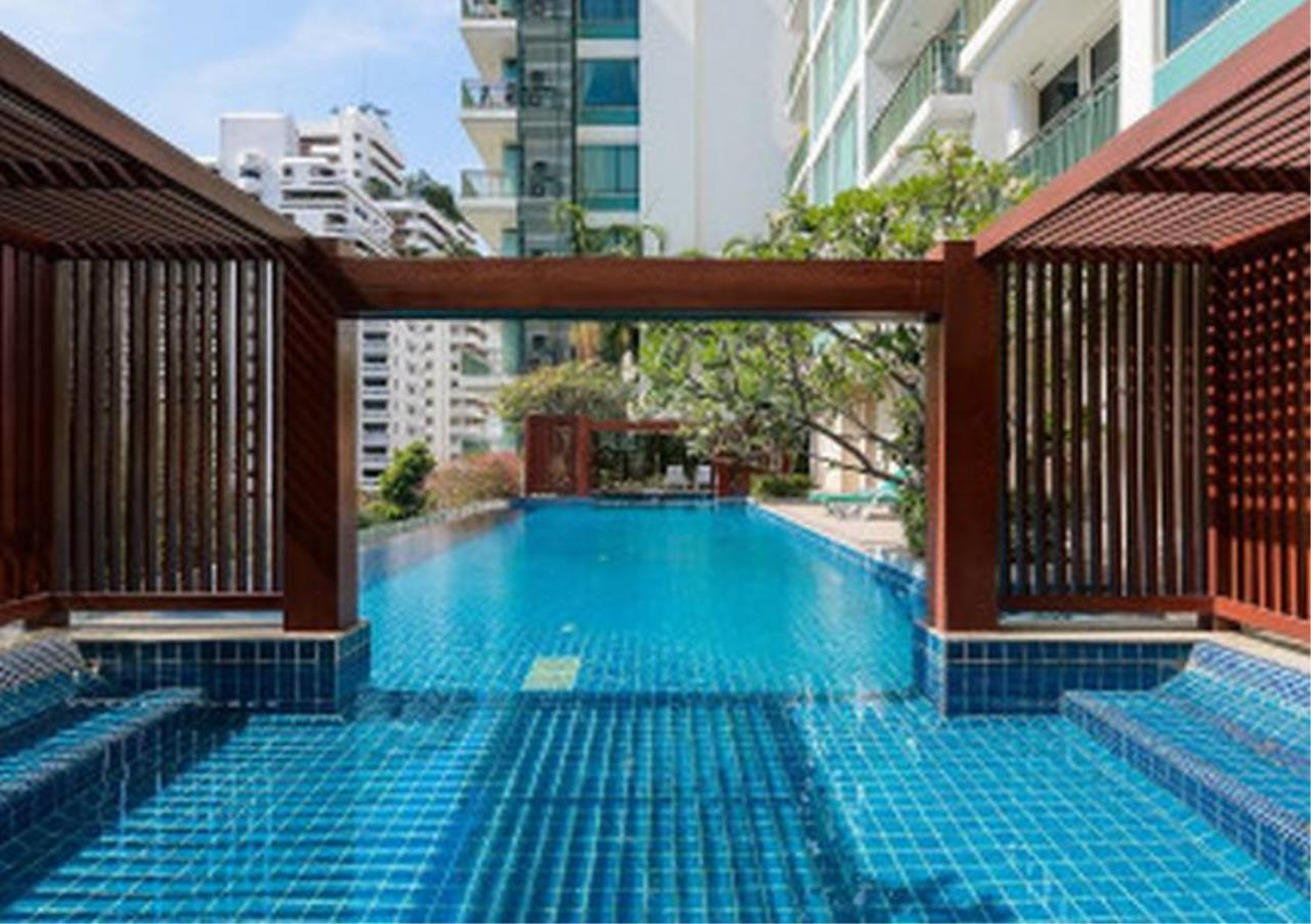 Bangkok Residential Agency's 2 Bed Condo For Rent in Asoke BR1744CD 1