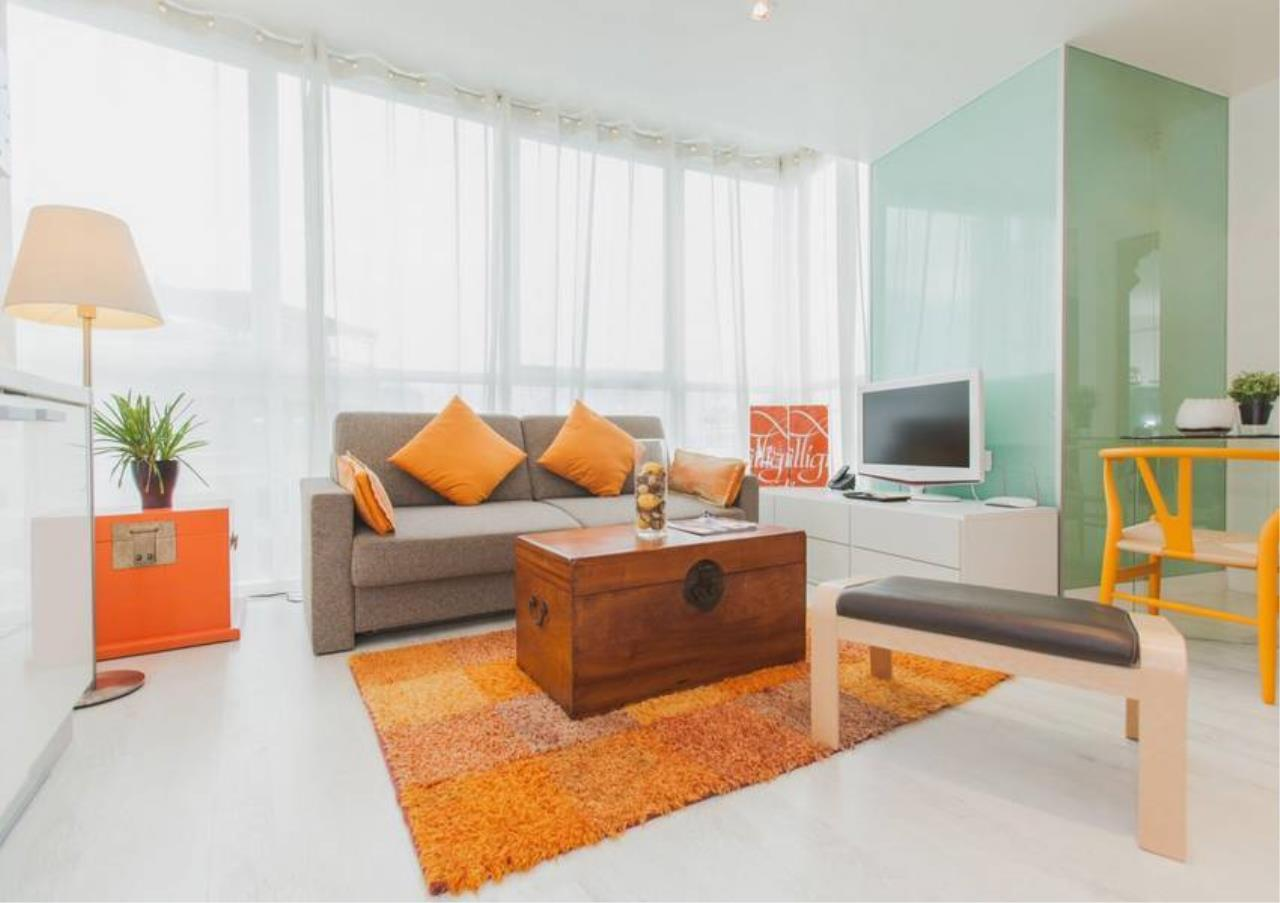 Bangkok Residential Agency's 1 Bed Condo For Rent in Chidlom BR1781CD 1