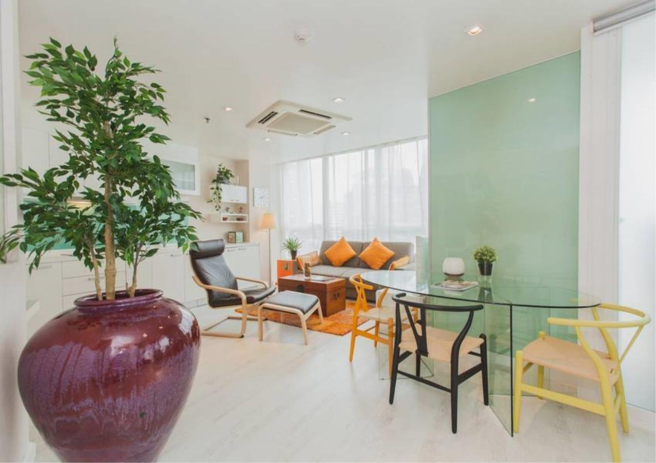 Bangkok Residential Agency's 1 Bed Condo For Rent in Chidlom BR1781CD 2