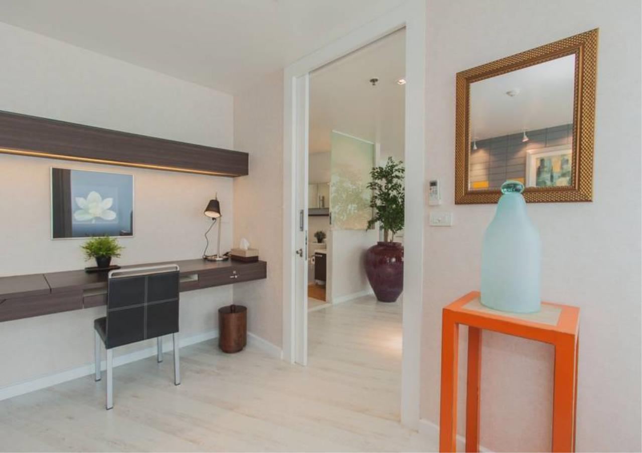 Bangkok Residential Agency's 1 Bed Condo For Rent in Chidlom BR1781CD 6